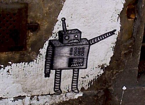 Roboter von WBS70